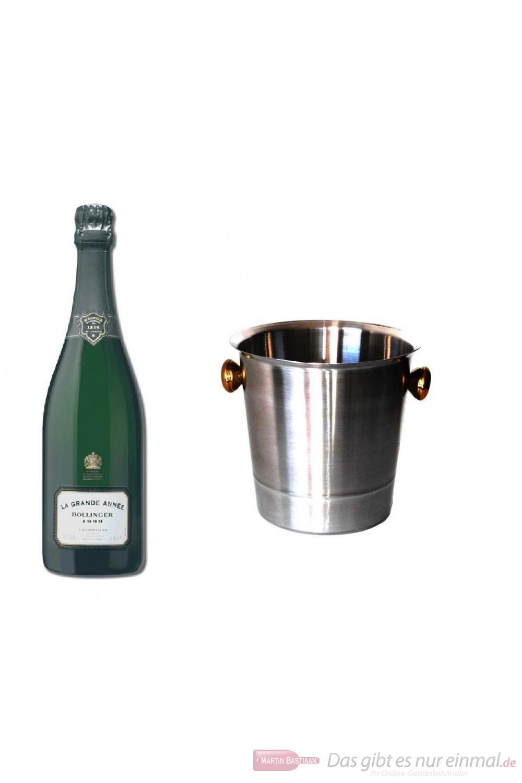 Bollinger La Grande Annee Champagner im Kühler