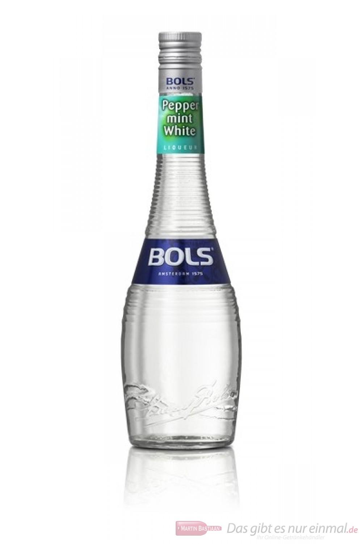 Bols Peppermint White Likör 0,7l