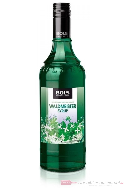 Bols Waldmeister Sirup 0,75l