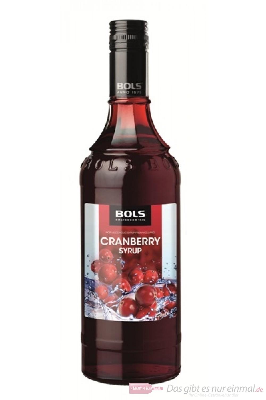 Bols Cranberry Sirup