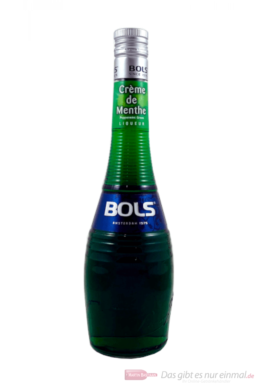 Bols Creme de Menthe Likör 0,7l
