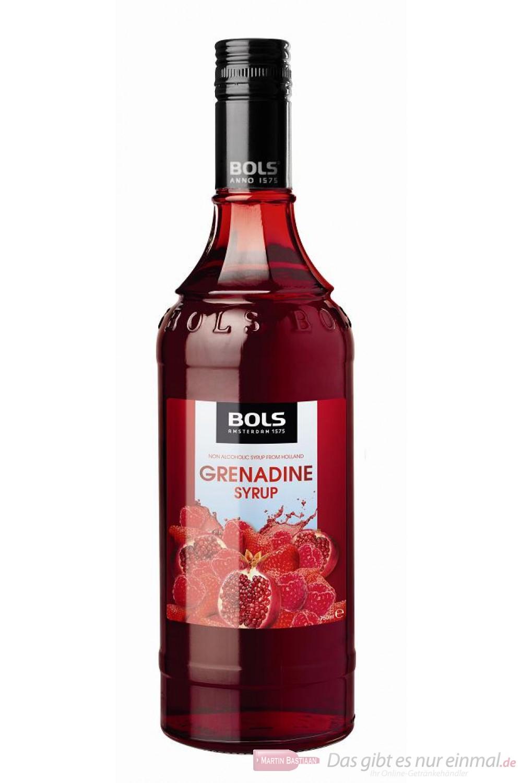 Bols Grenadine Granatapfel Sirup 0,7 l Flasche
