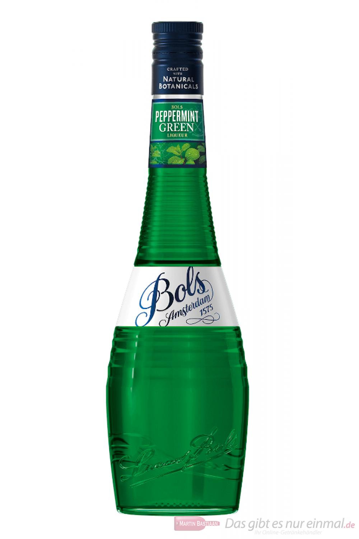 Bols Peppermint Green Likör 0,7l