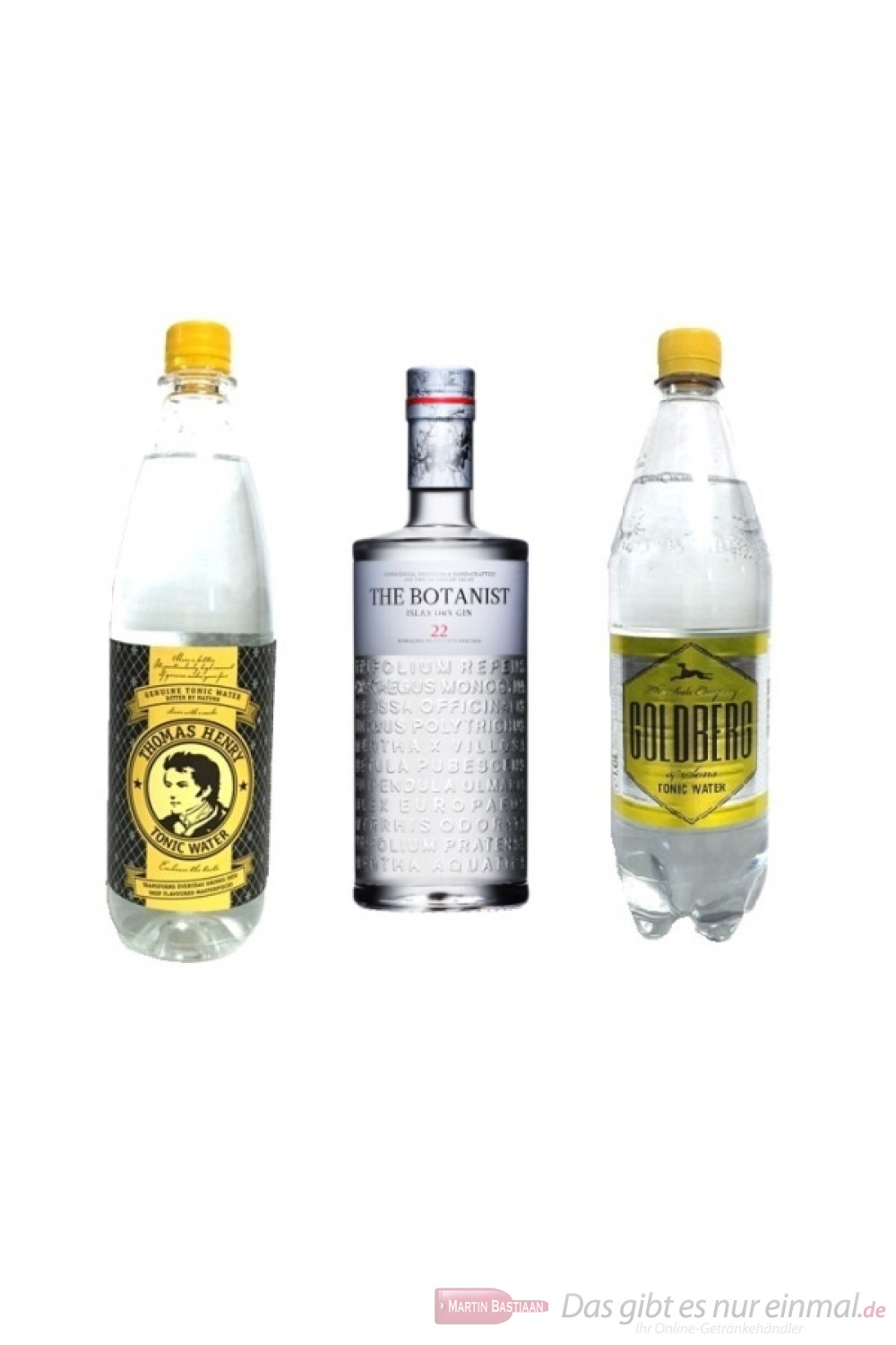 The Botanist Tonic Water Max Pack