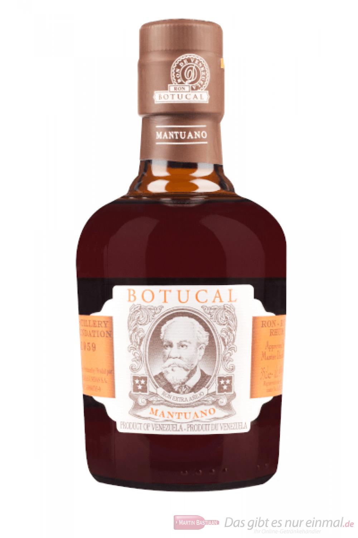 Ron Botucal Rum Mantuano 0,35l
