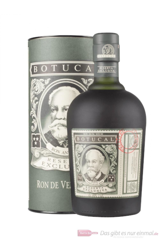 Ron Botucal Reserva Exclusiva in Geschenkverpackung 0,7l