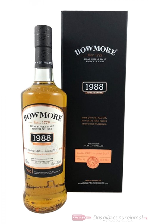 Bowmore Vintage Edition 1988
