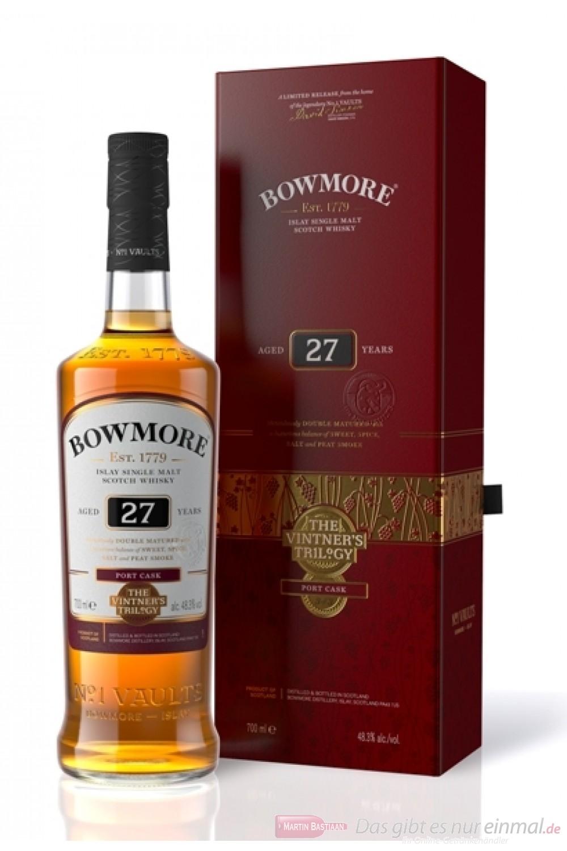 Bowmore 27 Years