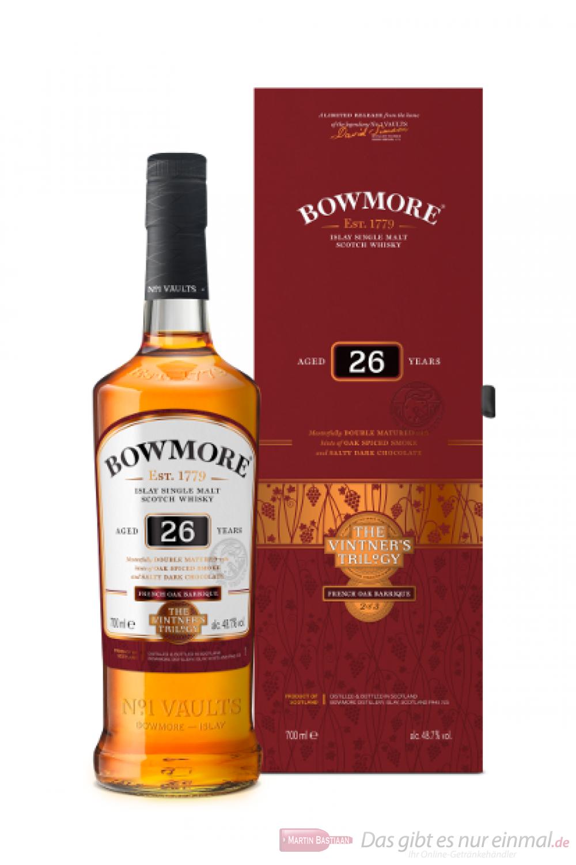 Bowmore 26 Years