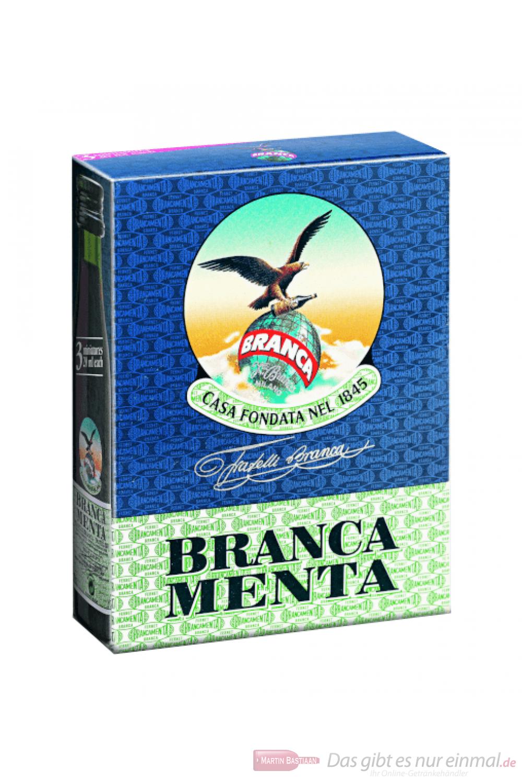 Branca Menta Bitter 3-0,02l