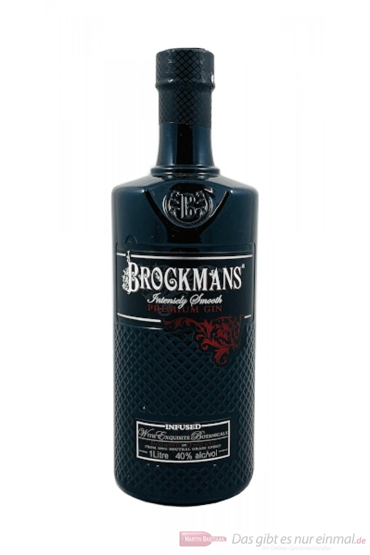 Brockmans Intensly Smooth Premium Gin 1,0l