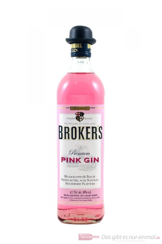 Brokers Pink