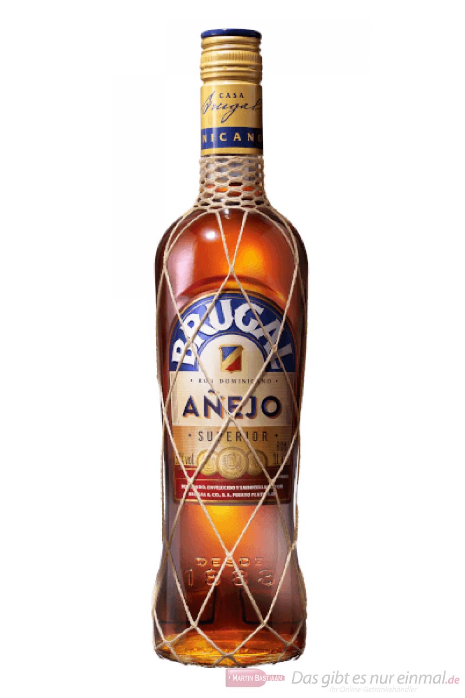 Brugal Anejo Ron Superior Rum 1,0l