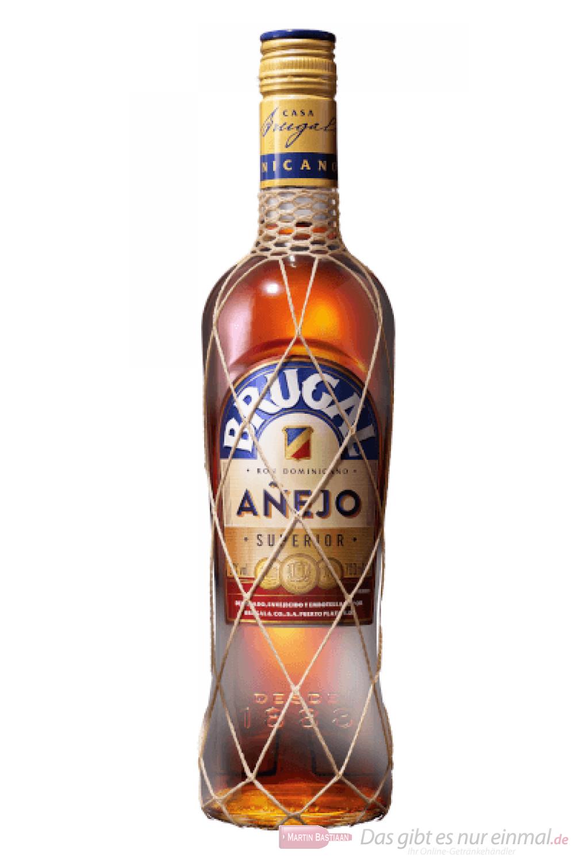 Brugal Anejo Ron Superior Rum 0,7l