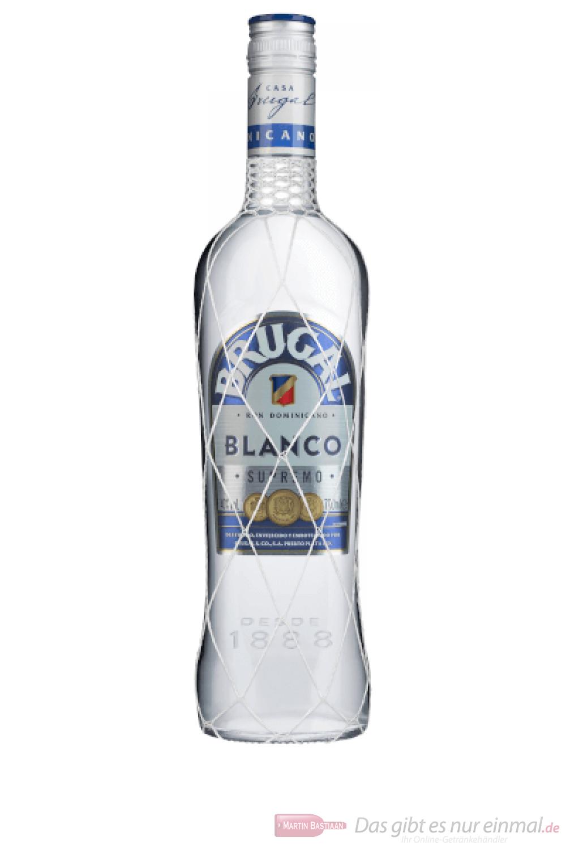 Ron Brugal Blanco Supremo Rum 0,7l