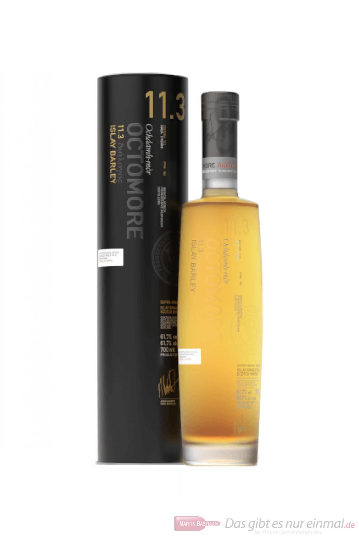 Bruichladdich Octomore 11.3 Islay Single Malt Scotch Whisky 0,7l