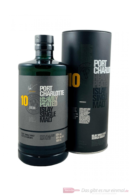 Bruichladdich Port Charlotte Single Malt Scotch Whisky 1,0l