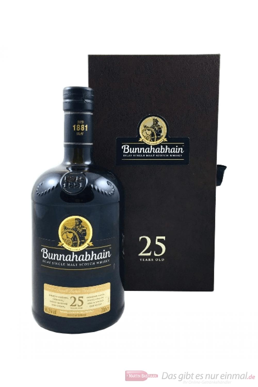 Bunnahabhain 25 Years