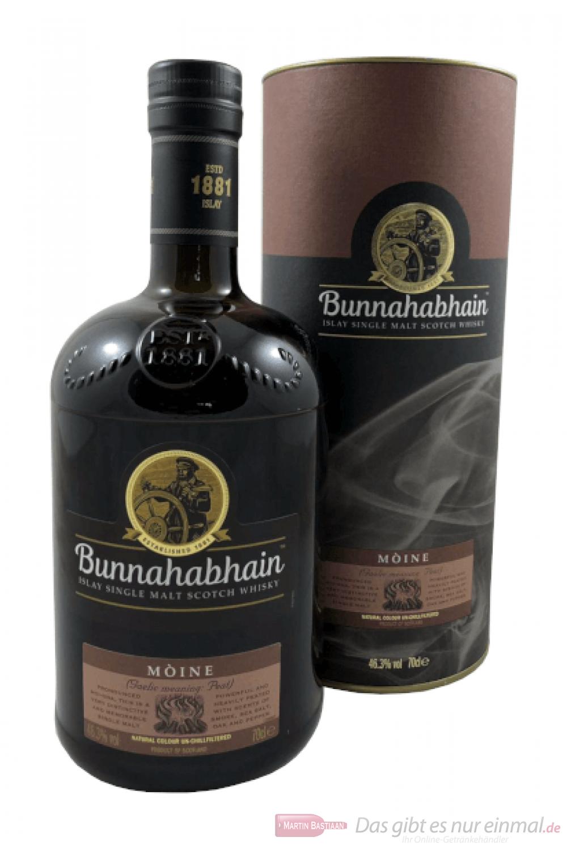 Bunnahabhain Mòine Single Single Malt Scotch Whisky 0,7l