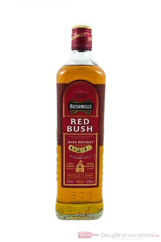 Bushmills Red Bush Irish Whiskey 0,7l