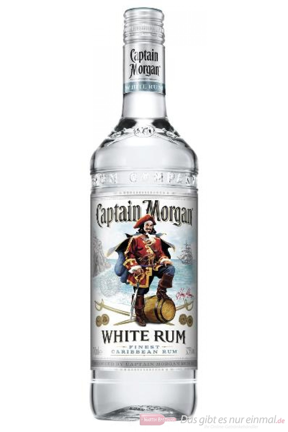 Captain Morgan White