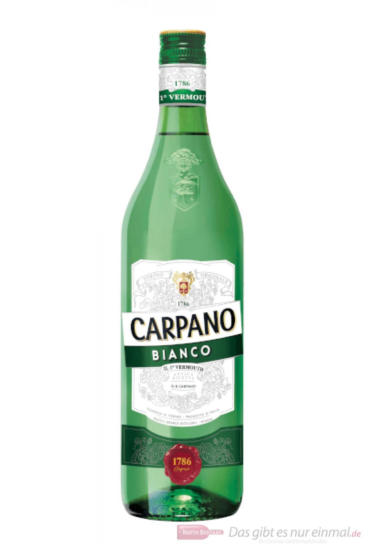 Carpano Bianco Vermouth 0,75l