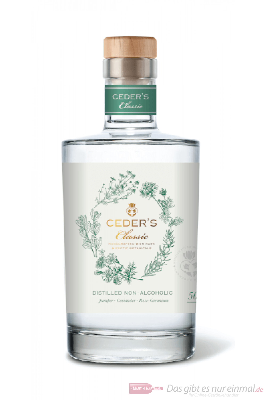 Ceder´s Classic alkoholfreier Gin 0,5l