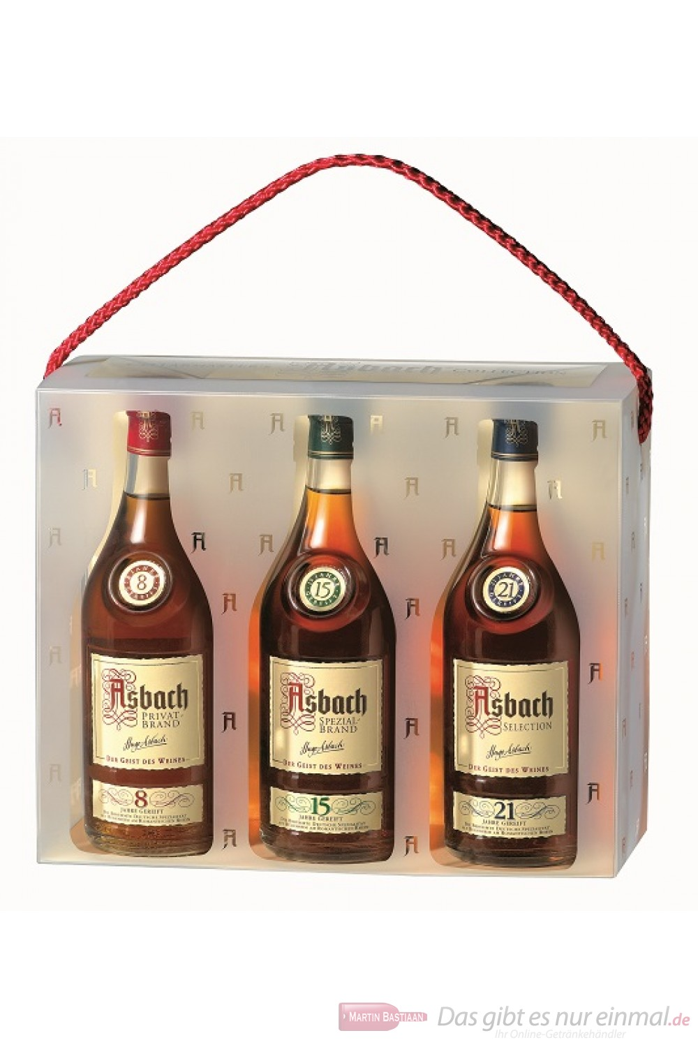 Asbach Uralt Cellarmaster's Collection