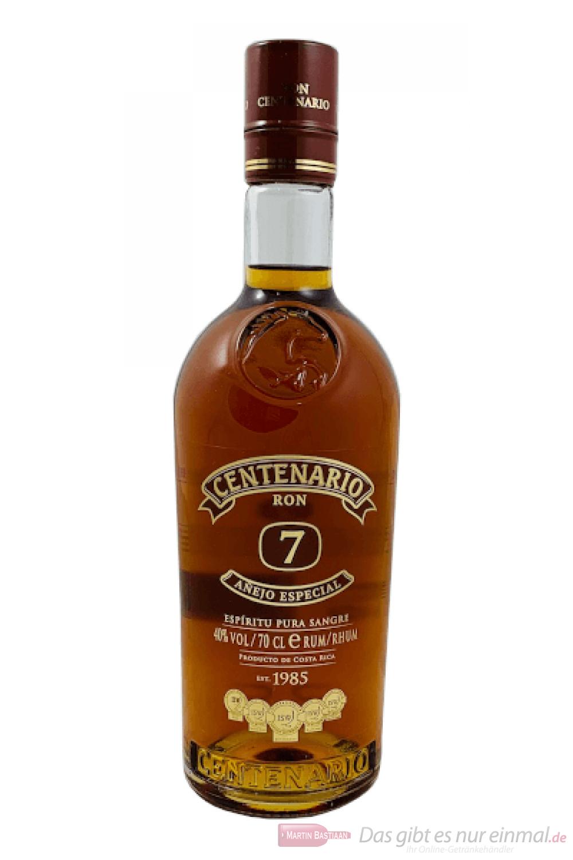 Centenario 7 Anejo Rum 0,7l