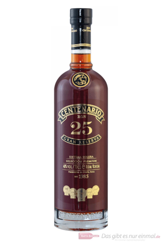 Centenario 25 Gran Reserva Rum 0,7l