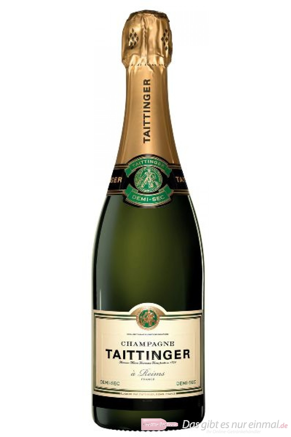 Taittinger Demi Sec