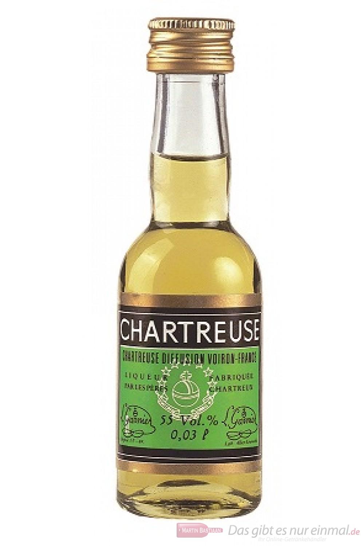 Chartreuse grün mini