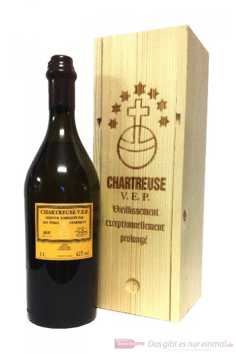 Chartreuse gelb VEP