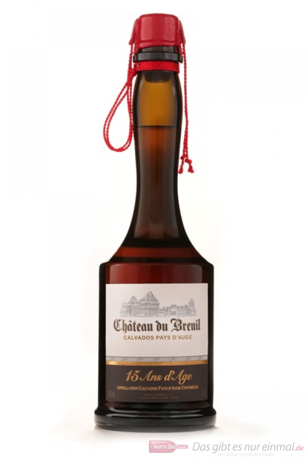 Calvados Chateau du Breuil 15 Years