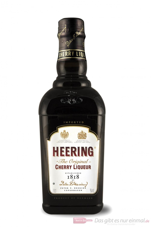 Cherry Heering Likör 24% 0,7l Flasche