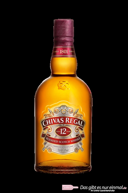Chivas Regal Whisky 12 Jahre