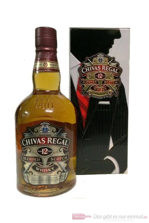 Chivas Regal Patrick Grant Tinbox