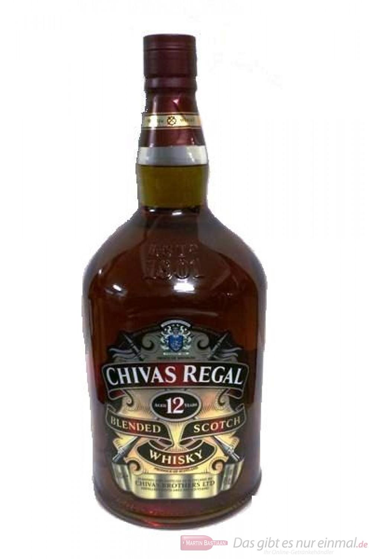Chivas Regal 4,5l Großflasche