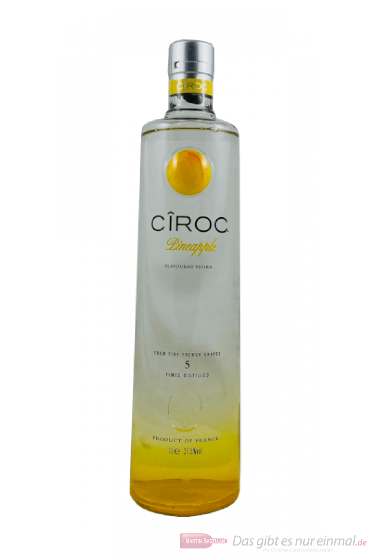 Ciroc Pineapple Infused Vodka 1,0l
