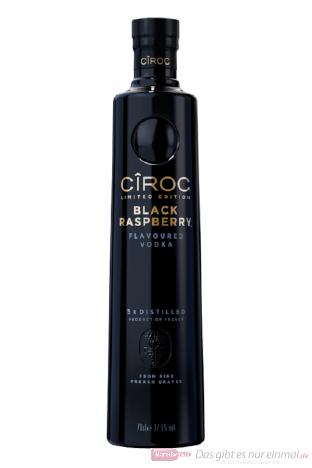 Ciroc Black Raspberry Flavoured Vodka 0,7l