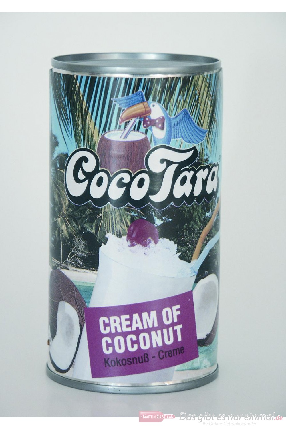 Coco Tara Cream of Coconut 0,33l Dose