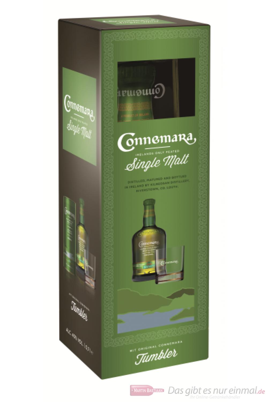 Connemara mit Glas