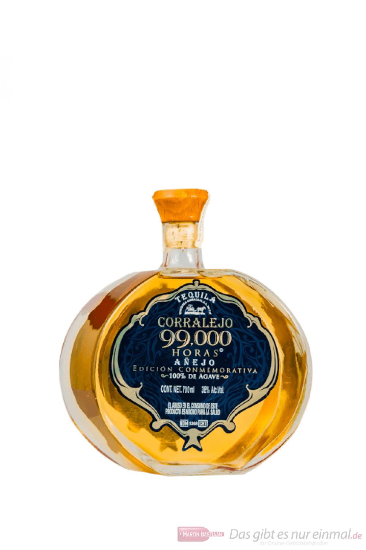 Corralejo Tequila 99.000 horas 0,7l