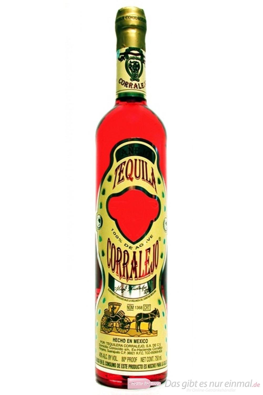 Corralejo Anejo Tequila 0,7 l