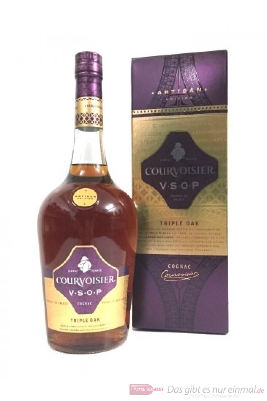 Courvoisier VSOP Artisan Edition Cognac 1l