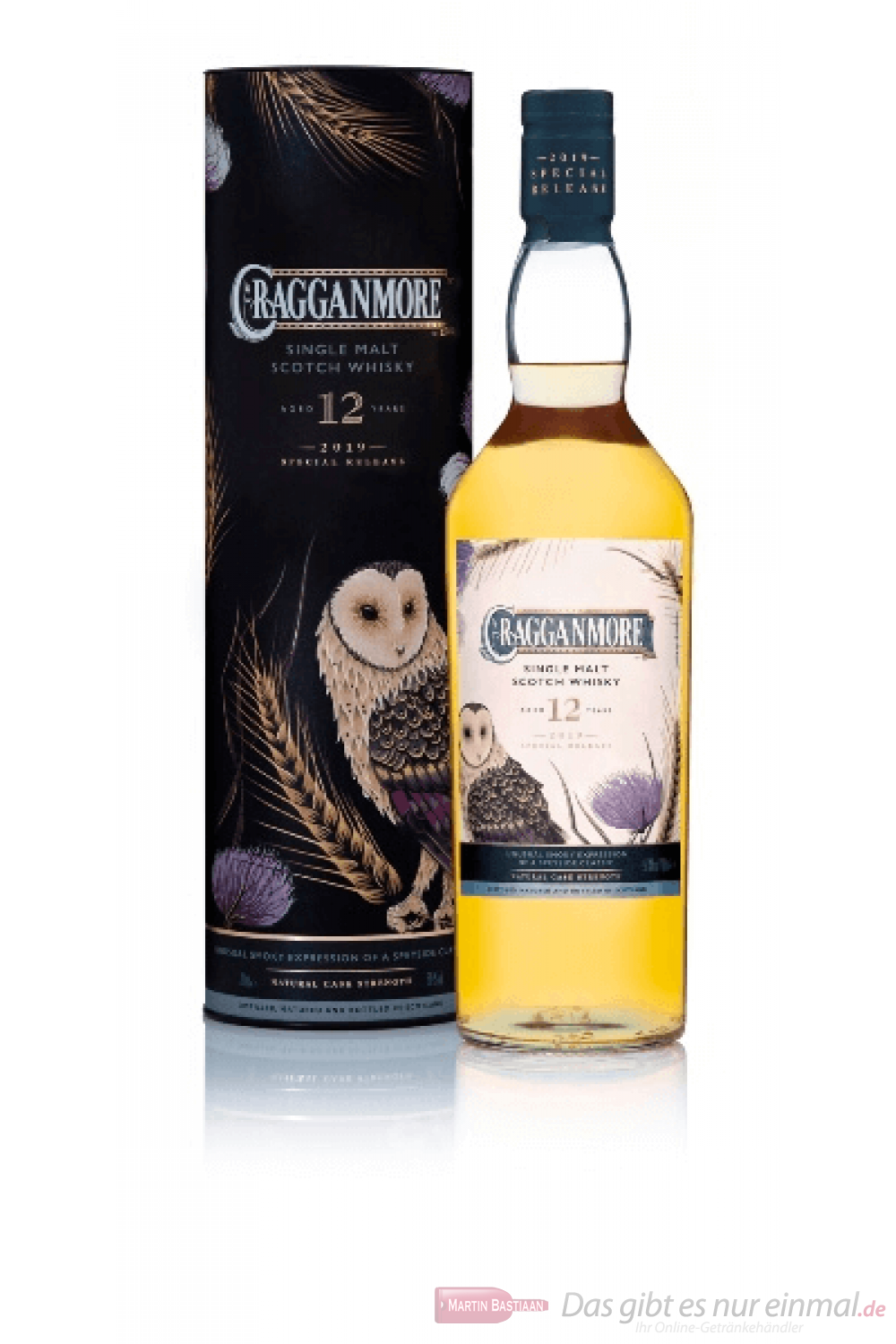 Cragganmore 12 Years Special Releases 2019 Single Malt Scotch Whisky 0,7l