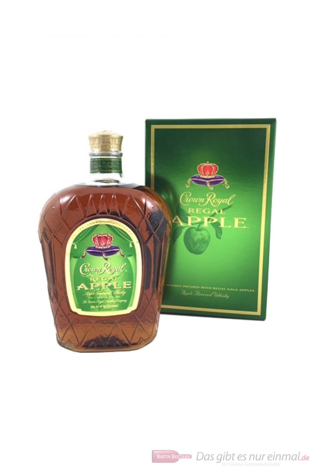Crown Royal Regal Apple Flavoured