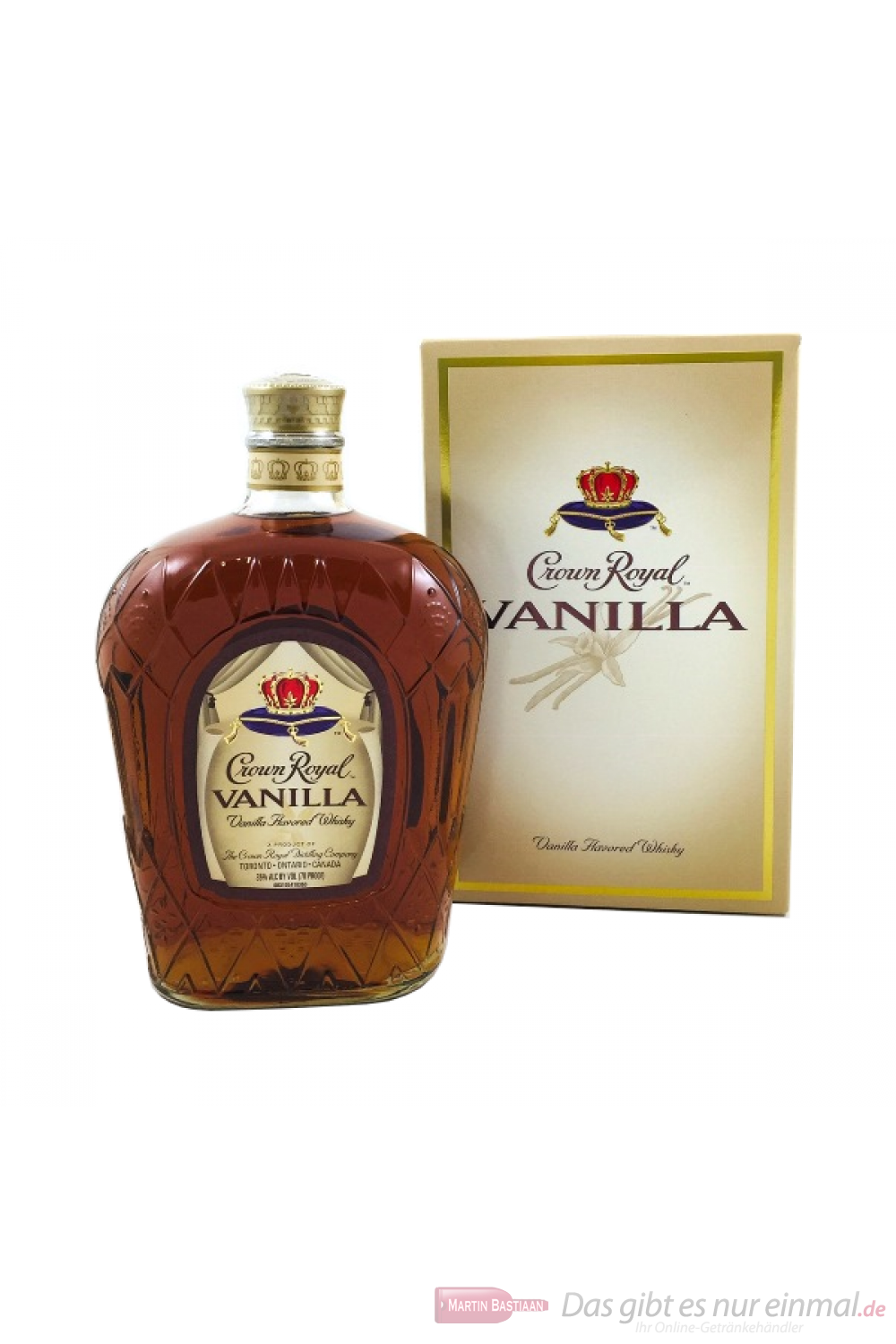 Crown Royal Vanilla flavoured Spirituose 1l