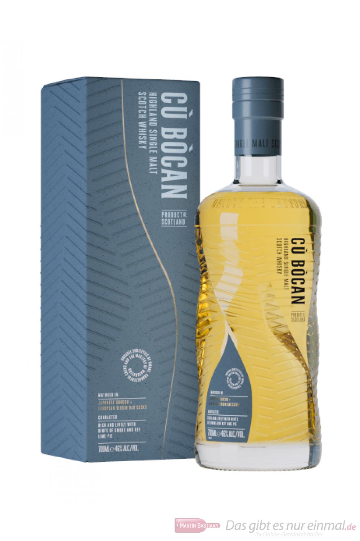 Tomatin Cu Bocan Creation 2 Highland Single Malt Scotch Whisky 0,7l