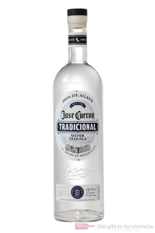José Cuervo Tradicional Silver